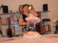 Marta con nonna Maria