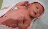 vita da neonati
