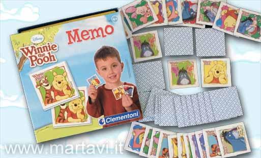 il gioco del memory