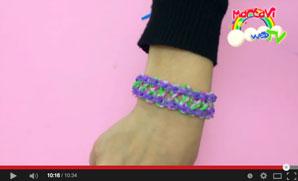 braccialetti con elastici