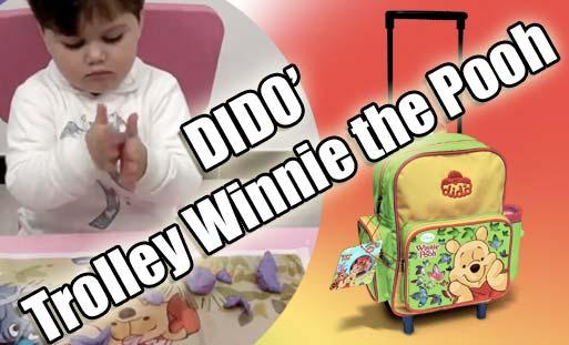 trolley di winnie the pooh