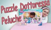puzzle dottoressa peluche video