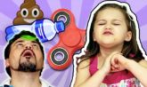 IL VIDEO PIU' BRUTTO DI SEMPRE - fidget spinner, flip bottle, winnie the pooh, poesia e barzellette