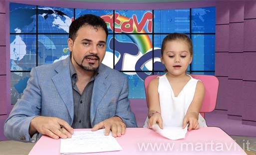 martavi TG news telegiornale