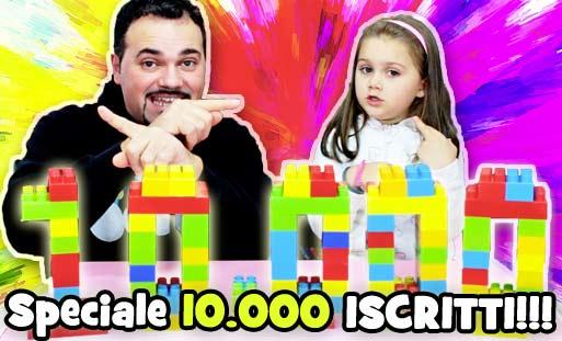 speciale 10000 iscritti