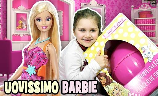 Uovissimo Barbie