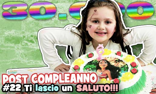 Compleanno di Marta