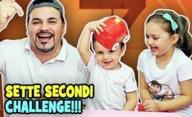 7 SECOND CHALLENGE CON MATTEO – La sfida dei sette secondi