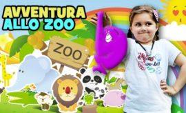 gita allo zoo impariamo gli animali