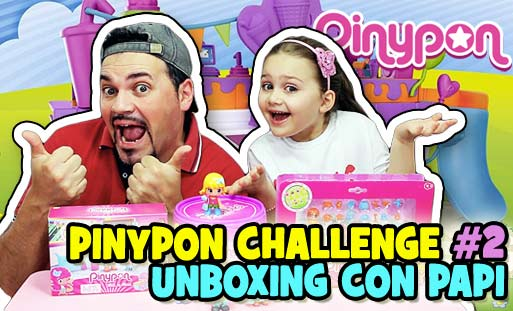 pinypon challenge papa contro mamma