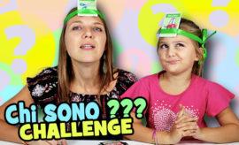 CHI SONO ? CHALLENGE con MAMMA