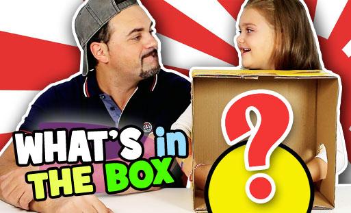 cosa c'è nella scatola challenge