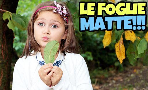 le foglie matte poesia autunno