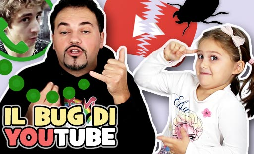 bug di youtube sta morendo