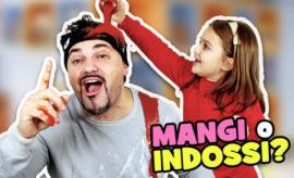 LO MANGI O LO INDOSSI CHALLENGE