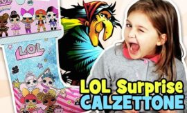 lol surprise calzettone marta vi