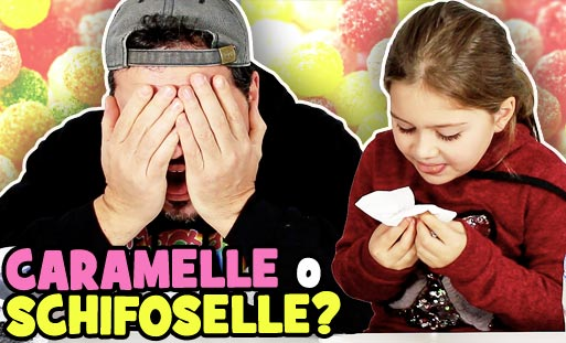caramelle disgustose