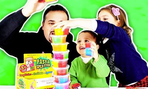 slime pasta splatter gamma 3000