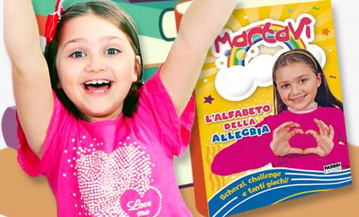 MartaVi Gioca con Marta! - L'alfabeto dell'allegria